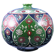 "Royal Bonn ""Old Dutch"" Art Nouveau Vase (c.1890-1923)"