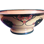Delinieres & Co. (D&Co) Arts & Crafts Centerpiece/Punch Bowl (c.1894-1900)