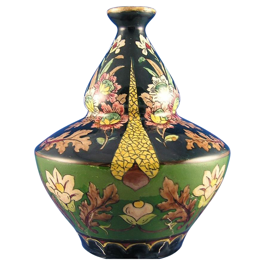Royal Bonn Old Dutch Vase (c.1890-1920)