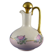 Royal Bavaria Arts & Crafts Floral Motif Cruet (c.1910-1920)