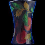 Royal Stanley England Jacobean Fruit Motif Vase (c.1919-1931)