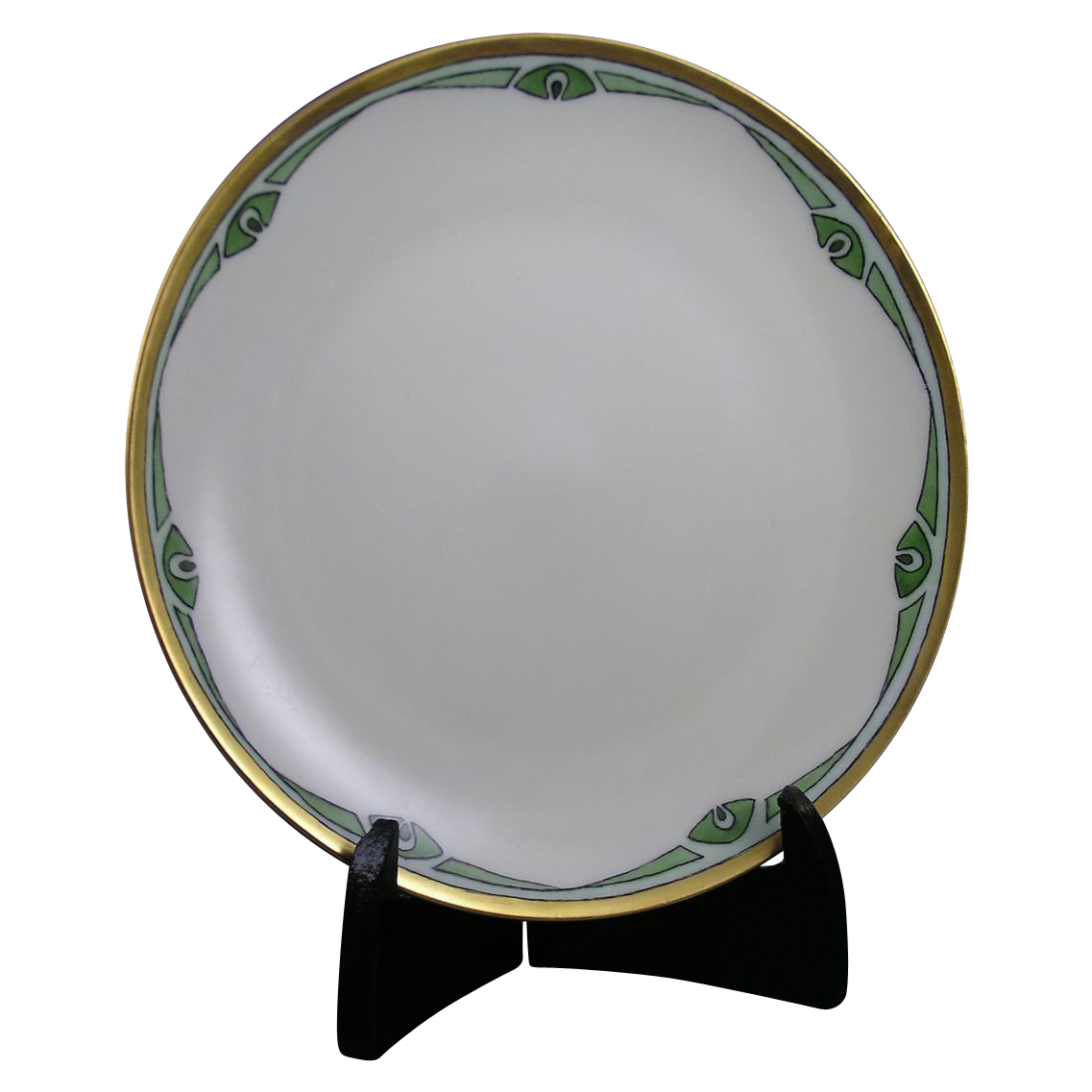 Haviland Limoges Arts & Crafts Plate (c.1894-1931)
