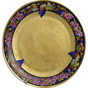 "Haviland Limoges Pickard Studios ""Encrusted Fruit"" Plate (Signed ""Rean"" for Maxwell Rean Klipphahn/c.1919-1922)"