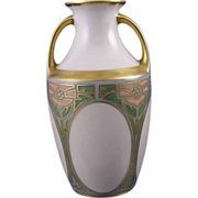 Reinhold Schlegelmilch (RS) Germany Arts & Crafts Vase (c.1904-1938)