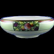 Stouffer Studios Tressemann & Vogt (T&V) Limoges Fruit Design Bowl (c.1906-1914)