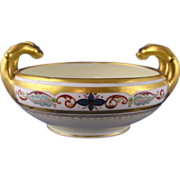 Julius Brauer Studio Arts & Crafts Handled Bowl (c.1910-1916)
