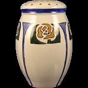 Zeh, Scherzer & Co. (ZS&Co.) Bavaria Arts & Crafts Floral Motif Sugar Shaker (c.1890-1930)