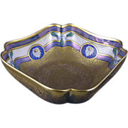 "Pickard Studios ""Encrusted Linear"" Design Bowl (c.1912-1918)"