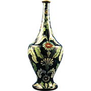 "Royal Bonn Art Nouveau ""Old Dutch"" Thistle/Floral Vase (c.1890-1920)"
