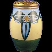 Zeh Scherzer (ZS&Co.) Bavaria Arts & Crafts Muffiner/Sugar Shaker (c.1880-1930)
