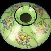 Oscar & Edgar Gutherz (O&EG) Austria Arts & Crafts Floral Motif Vase (c.1899-1918)