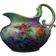 Rosenthal Selb Bavaria Currant Motif Pitcher (c.1907-1940)
