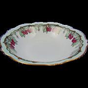Oscar & Edgar Gutherz (O&EG) Austria Arts & Crafts Cherry Motif Bowl (Dated 1916)