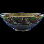 Lenox Belleek Ceramic Art Company Arts & Crafts Berry Design Bowl (c.1889-1906)