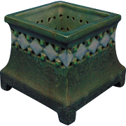 Austria Arts & Crafts Vase/Trinket Box (c.1890-1918)