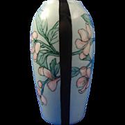 Rosenthal Selb Bavaria Arts & Crafts Apple Blossom Motif Vase (c.1907-1940)