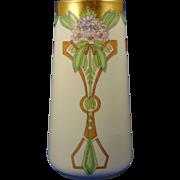 Lenox Belleek Arts & Crafts Floral Design Vase (c.1906-1924)