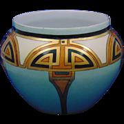 Delinieres & Co. (D&Co.) Limoges Art Deco Jardinière/Vase (c.1894-1920)