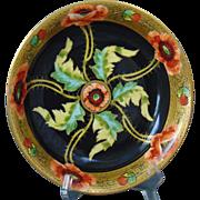 Pitkin & Brooks Studio Tressemann & Vogt (T&V) Limoges Poppy Design Bowl (c.1903-1910)