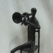 Superb 1930's Frankart Sculpture The Jazz Player