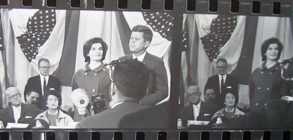 Original 1960 Democratic Convention Photos by Garry Winogrand