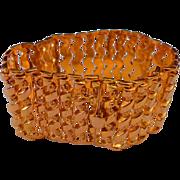 18ct Gold Ladies Bracelet with Incredible Eye Appeal & Beauty 50.1 grams