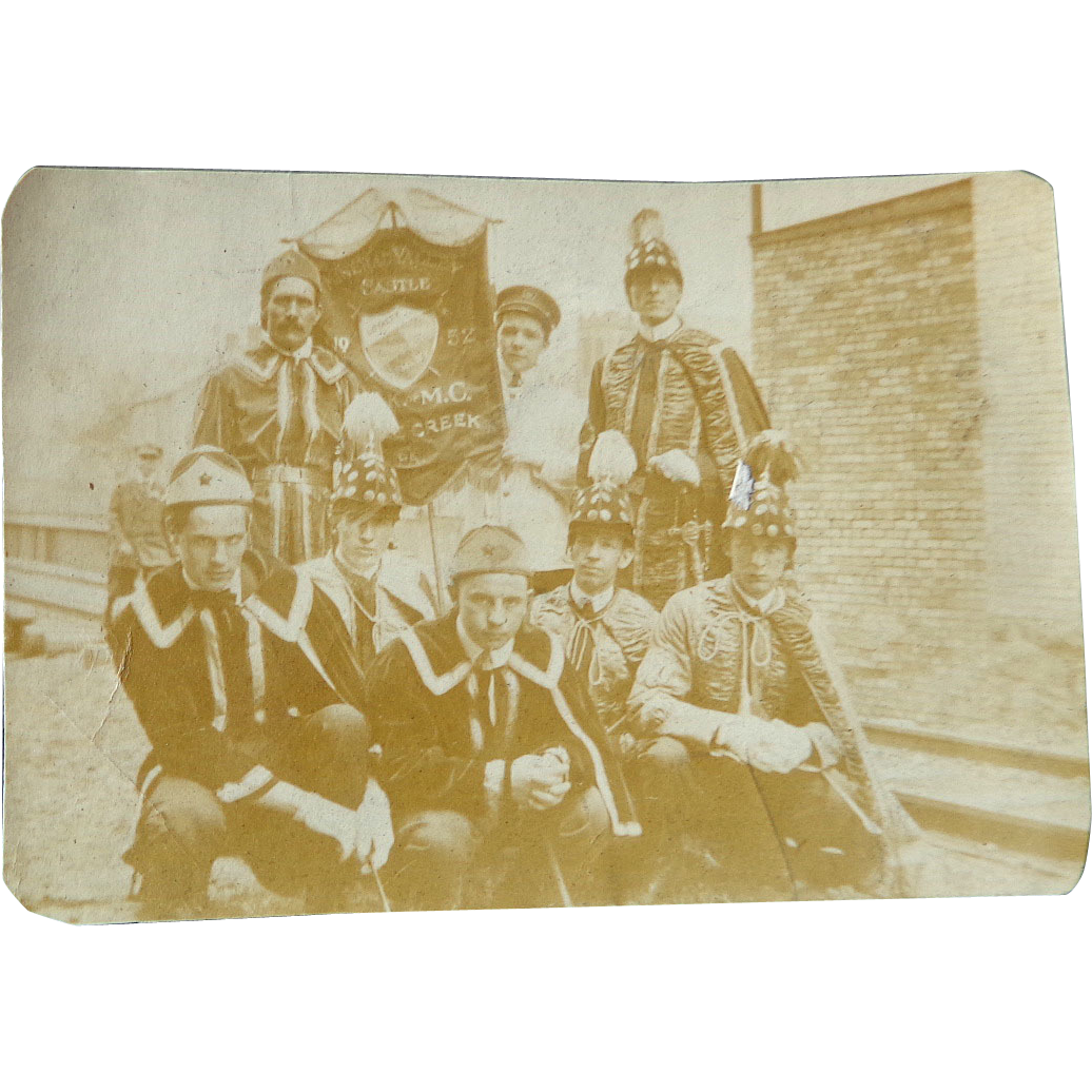 Victorian Bathing Suits Fire Department Penn State Nittany Lions WW1 Pole Climbing Photo Album