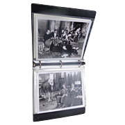 Original Laurel & Hardy Silent Film Studio Movie Photographs