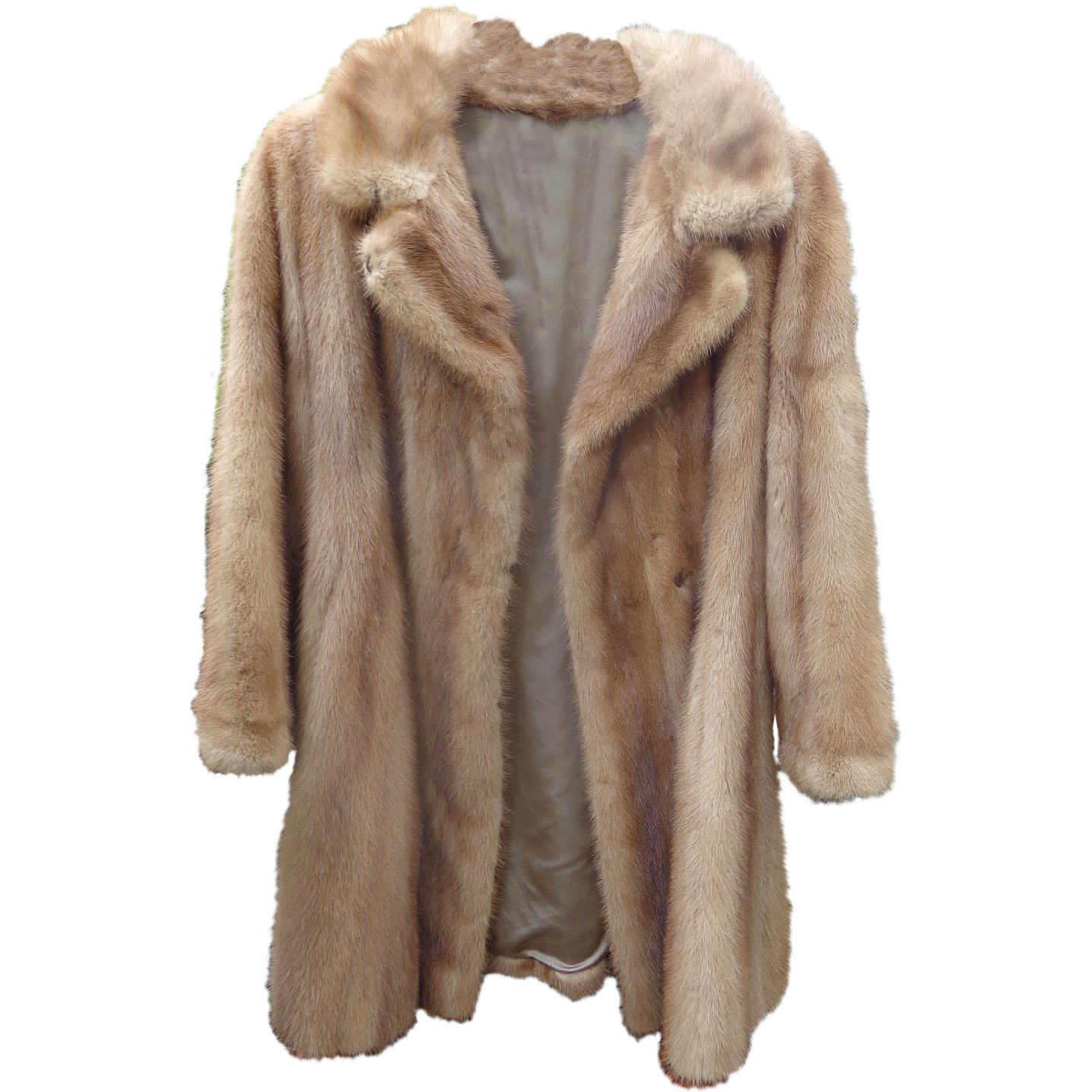 GORGEOUS Mink Fur Coat from Star