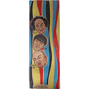 RARE c.1960's  Three Stooges Super Snooper
