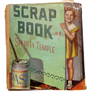 Shirley Temple Scrapbook Halloween Insertions Margaret Grimes Dundas,Minnesota