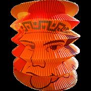 Halloween Japanese Styled Lanterns c.1930's