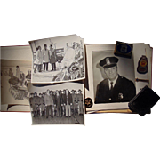 Archive of Buffalo, New York Police Chief James Mahoney