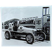 Lions Head Oil Stock Car Race Day Gilmore,Pa. c.1920's