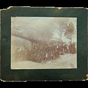 Civil War Veterans at Devils Den Gettysburg,Pa