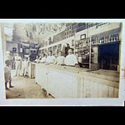 Baseball & Hard Liquor... Children allowed New Orleans Photograph