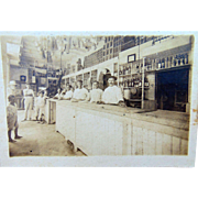Baseball & Hard Liquor... Children allowed New Orleans Photograph