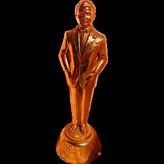 No it's not an Oscar but even better a NATHAN Award