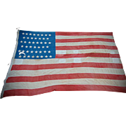 You're a Grand old Flag   45 Star Military Beauty