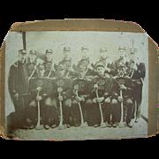 Modern Woodmen of America Founding Albumen Photograph 19th Century