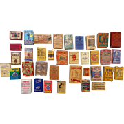 Early 20th century Tobacco Pack Collection of 140 Examples Baseball