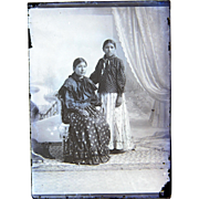 Kidnapped Brule Sioux Indian Photographs