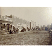 Robert Holmes & Bros Garage Danville, Illinois Photograph