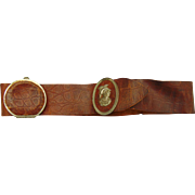 1850's Victorian Ladies Belt with Secret Compartment