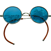 Indian Wars original Sharp Shooter Spectacles Eye Glasses