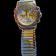 A,G. Spalding chronograph PGA Golf Championship wristwatch