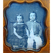 Bottle Curls and Victorian Musings daguerreotype