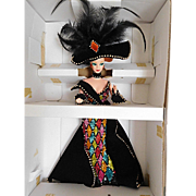 1993 Masquerade Ball Barbie by Bob Mackie w/ Box