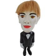 "Vintage 1964 Lurch 5.5"" Vinyl Addams Family Butler"
