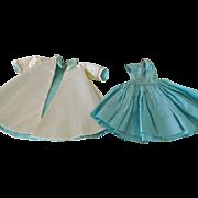 Vintage 1950's Alexander Cissy Fashion Doll Dress Clothes Theatre Date Outfit